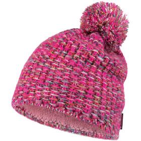 Buff Grete Gorro Punto & Interior Polar Mujer, pink
